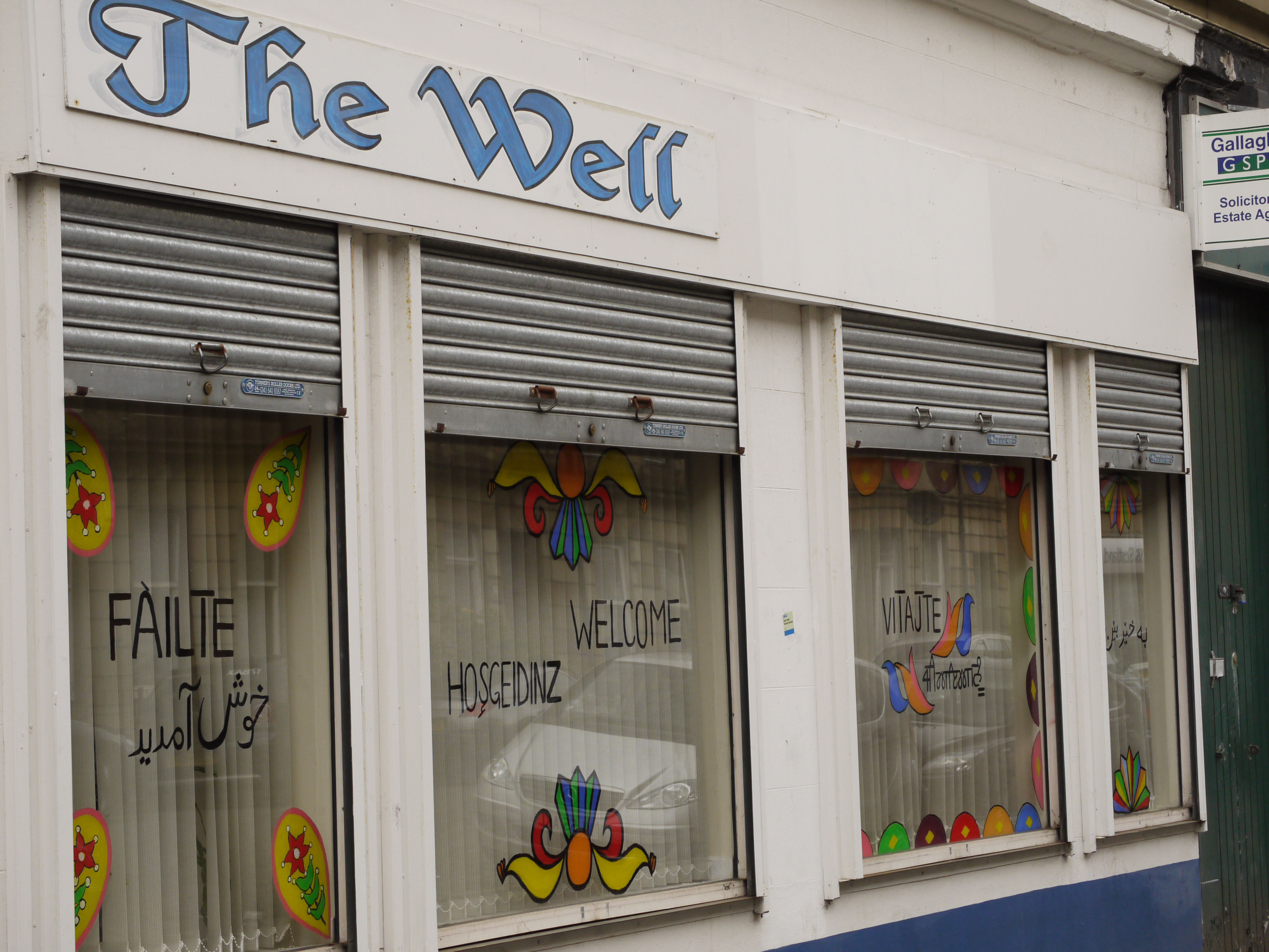 The Well Front